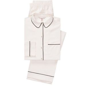 Victoria's Secret.The Satin PJ Set White Size XL